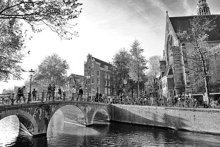 Amsterdam Nieuwe kerk | Roelof Foppen Photography