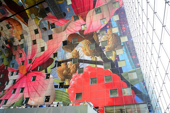 Rotterdam Markthal | Roelof Foppen Photography