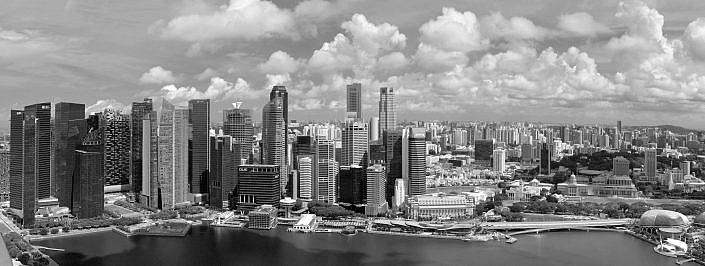 Singapore Marina Bay | Roelof Foppen Photography