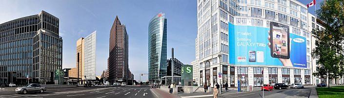 Potsdamer Platz Berlin | Roelof Foppen Photography