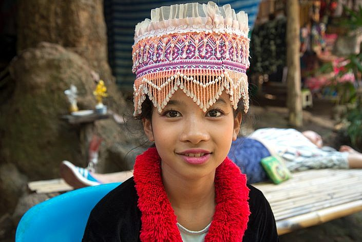 Thai girl | Roelof Foppen Photography