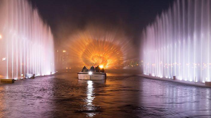 Amsterdam Lightfestival 2017 | Roelof Foppen Photography