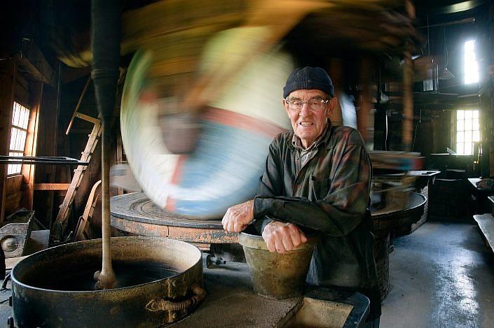 Dutch millner | Roelof Foppen Photography