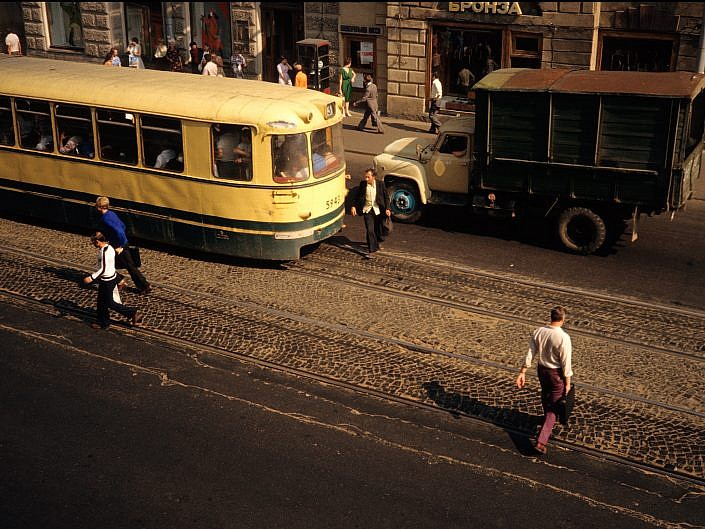 Leningrad 1979 | Roelof Foppen Fotografie