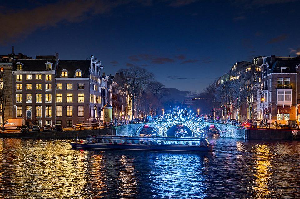 Amsterdam Light Festival | Ai Weiwei