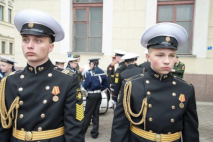 Matrozen Sint Petersburg | Roelof Foppen Fotografie