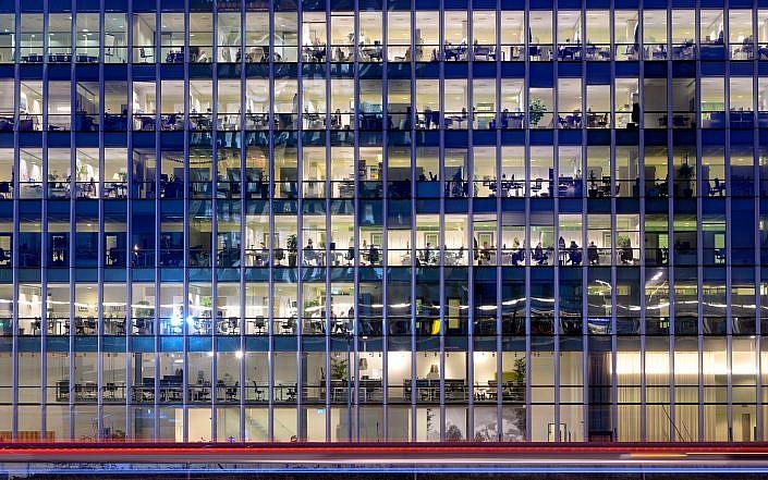 Kantoren Zuidas Amsterdam