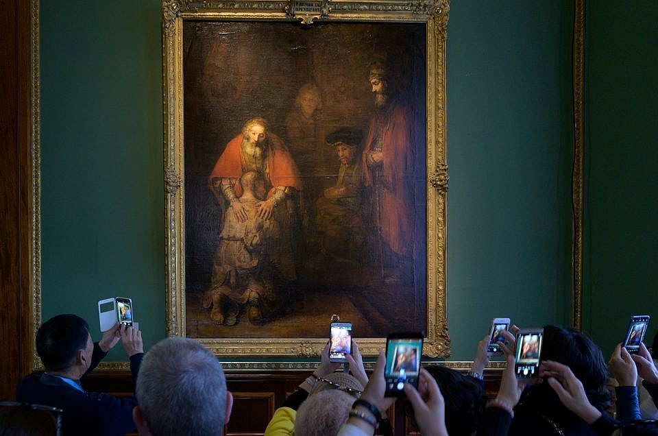 Rembrandt 350 years